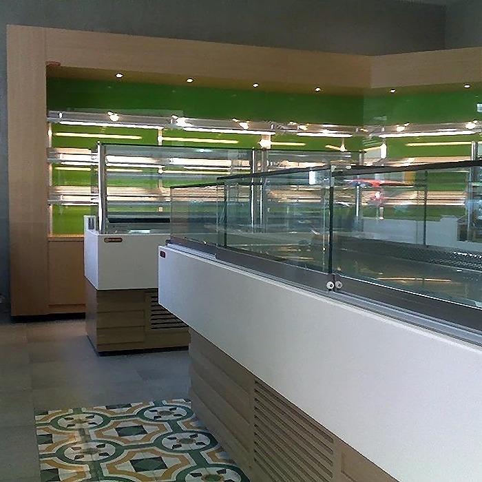 Σχεδιασμός και κατασκευή Αρτοποιείου στον Εύοσμο